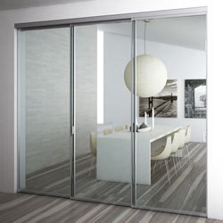 Easy Frame Telescopico P0-230 | Internal doors | Metalglas Bonomi