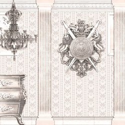 Parallel Stately Home | Wall coverings | GLAMORA