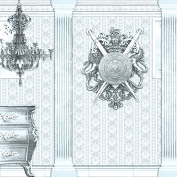 Parallel Stately Home | Revestimientos de pared | GLAMORA