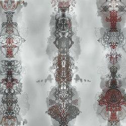 Stripes & Squares Liquid | Wandbeläge | GLAMORA