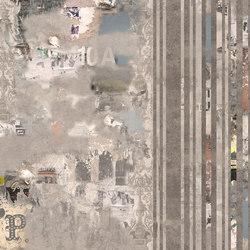 Stripes & Squares Rock 109 | Bespoke wall coverings | GLAMORA