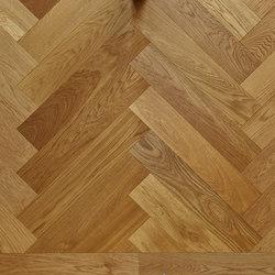 Fischgrät Spigolo | Wood flooring | Trapa
