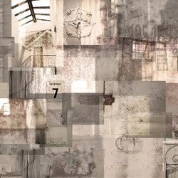 Stripes & Squares Seventh Wonder | Revestimientos de pared | GLAMORA