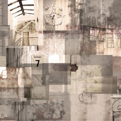 Stripes & Squares Seventh Wonder | Rivestimenti pareti | GLAMORA