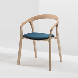 She Said Chair | MC1 | Sillas de visita | Mattiazzi