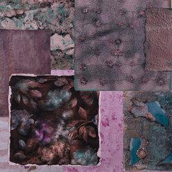 Stripes & Squares Sugar Spice | Revêtements de murs | GLAMORA