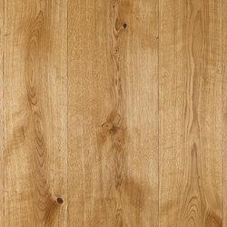 Gutsboden Eiche Natur | Wood flooring | Trapa
