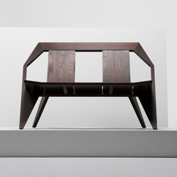 Medici Bench | MC4 | Bancs d'attente | Mattiazzi