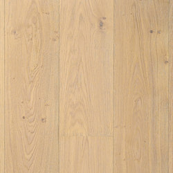 Landhausdiele Eiche Extra Weiss | Wood flooring | Trapa