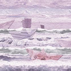 Flirt Paper Ship | Wall coverings | GLAMORA
