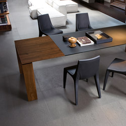Twice | Dining tables | Bonaldo