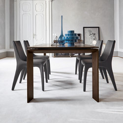 Twice | Tables de repas | Bonaldo