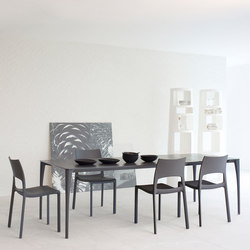 Sol | Mesas comedor | Bonaldo