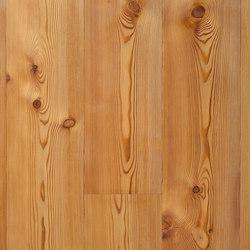 Landhausdiele Terra Lärche Natur | Wood flooring | Trapa