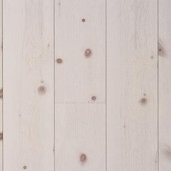 Landhausdiele Zirbe Weiss Gelaugt | Holzböden | Trapa