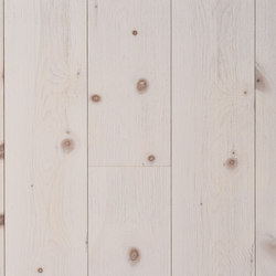 Landhausdiele Zirbe Weiss Gelaugt | Pavimenti in legno | Trapa