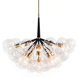 Supra Bubble Chandelier | General lighting | PELLE
