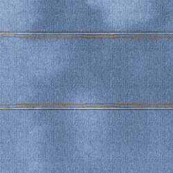 Wall Script Blue Jeans | Wall coverings | GLAMORA