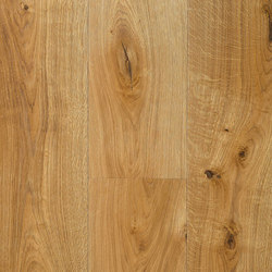 Landhausdiele Eiche Natur Tradition | Wood flooring | Trapa
