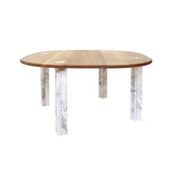 Egsu Dining Table | Dining tables | PELLE