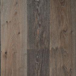 Landhausdiele Mooreiche Portofino | Sols en bois | Trapa