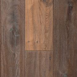 Landhausdiele Terra Eiche Bergamo Storico | Pavimenti in legno | Trapa