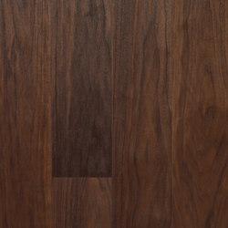 Landhausdiele Walnuss Amerikanisch Dunkel Naturell | Wood flooring | Trapa
