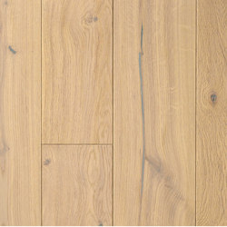 Landhausdiele Eiche Extra Weiss Storico | Wood flooring | Trapa