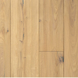 Landhausdiele Eiche Weiss Storico | Wood flooring | Trapa