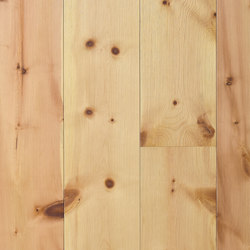 Landhausdiele Zirbe Weiss | Pavimenti in legno | Trapa