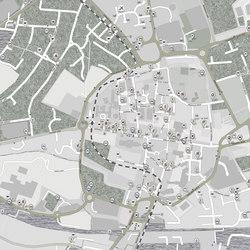 Here & There City Centre | Wandbeläge | GLAMORA