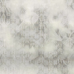 White Yuugen | Bespoke wall coverings | GLAMORA