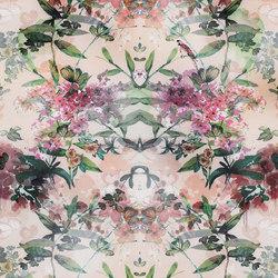 White Kusa | Bespoke wall coverings | GLAMORA