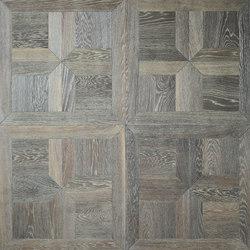Tafelparkett Croce | Suelos de madera | Trapa