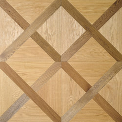 Tafelparkett Cantone | Wood flooring | Trapa