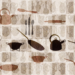 Template Coffeine | Wall coverings | GLAMORA