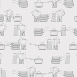 Template Soul Kitchen | Rivestimenti pareti | GLAMORA