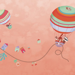 Candy Lullaby | Wall coverings | GLAMORA