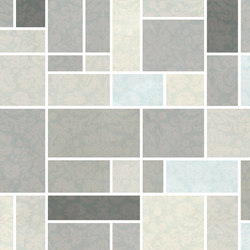 Impulses Square | Bespoke wall coverings | GLAMORA