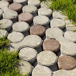 LUNIX® - Eco pavement | Urban planters | Creabeton Matériaux