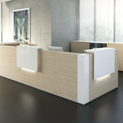 Tera | Reception desks | MDD