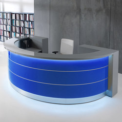 Valde | Reception desks | MDD