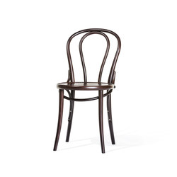 18 Stuhl | Restaurant chairs | TON