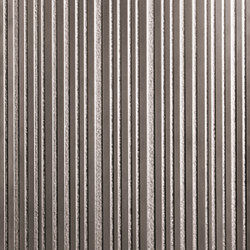 Lines silver | Wall tiles | ALEA Experience