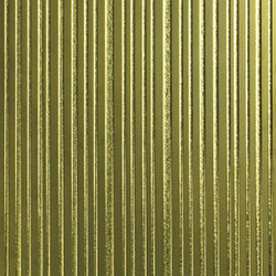 Lines gold | Wall tiles | ALEA Experience