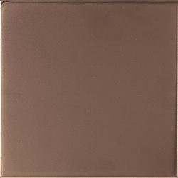 Aleatory copper matt 1 | Carrelage céramique | ALEA Experience