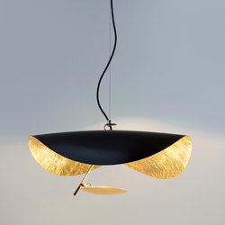 Lederam Manta S1 | Suspended lights | Catellani & Smith