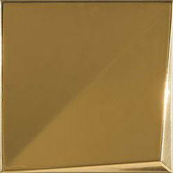 Aleatory gold gloss 2 | Wall tiles | ALEA Experience