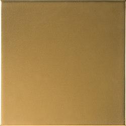 Aleatory gold matt 1 | Carrelage mural | ALEA Experience