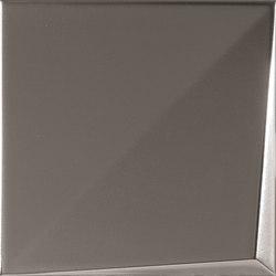 Aleatory silver matt 2 | Wandfliesen | ALEA Experience
